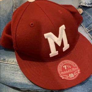 Mitchell and Ness Cap
